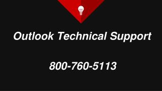 800-760-5113 � Microsoft Outlook Technical Help Number