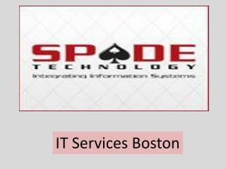 IT Services Boston