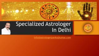 Specialized Astrologer In Delhi