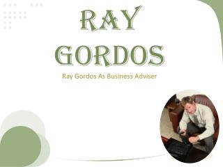 Ray Gordos