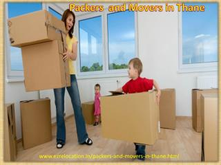 Shifting Your Home Relocation Via Packers and Movers Thane