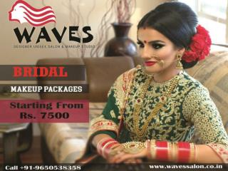 Best bridal makeup packages and service till 29th October up to 50% off.