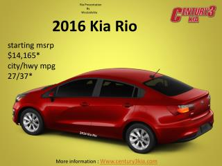 Kia Rio For Sale Mt Lebanon