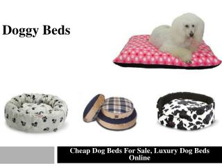 Doggy Beds - Popular Dog Beds Online