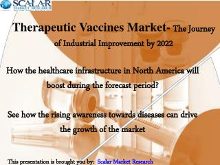 Therapeutic vaccines market trends and industry growth by 2022