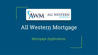 Various types of Mortgages for your requirement