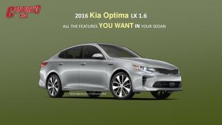 2016 Kia Optima LX 1.6 | Century3kia