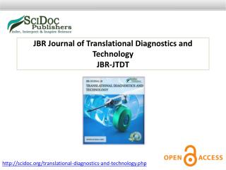 JBR Journal of Translational Diagnostics and Technology