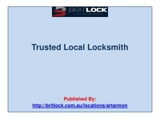 Britlock Locksmiths