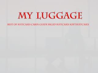 Mon-bagage
