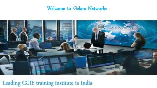 CCIE Security Track: Cisco Certified Internetwork Expert Security Consultants