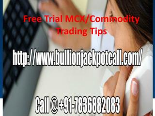Free Gold Silver Trading Tips