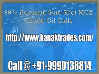 Kanak Trades provide Best Bullion HNI Trading Tips