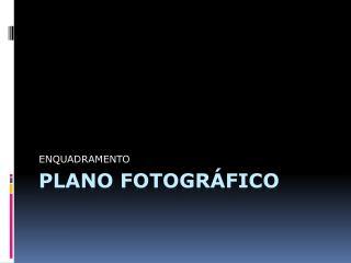 PLANO FOTOGR FICO