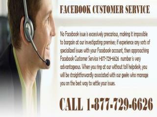 Call Facebook Customer Care Number 1-877-729-6626 For Expert Guidance