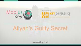 Mobius Key_Scene 6_Aliyah's Guilty Secret | Digital Story Telling | Artificial Intelligence