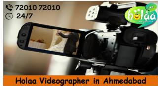 Best Professional Wedding  Videographer Service in Ahmedabad