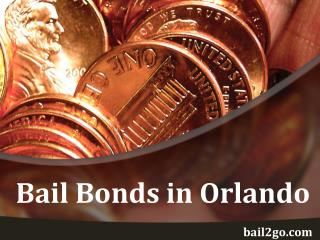 Bail Bonds in Orlando