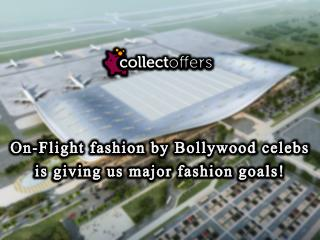 Fashion on Airport by Bollywood celebs is giving us major fashion goals!