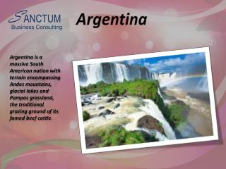 Apply for Argentina Tourist or Visit Visa