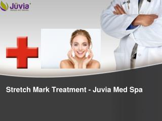 Stretch Mark Treatments - Juvia Med Spa