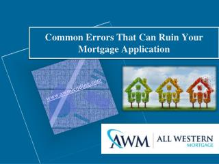How to Improve Your Credit Report For Apply Online Mortgage Loan
