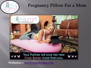 Advantages of Using Pregnancy Body Pillows During Pregnancy