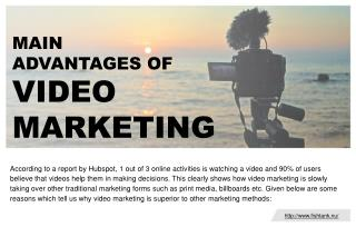 Why businesses should implement video marketing techniques