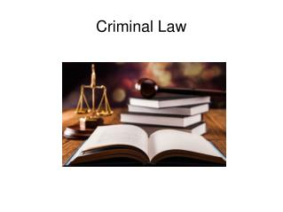 Criminal law-EKG Lawyers
