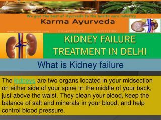 Kidney-Faiure treatment-in-delhi
