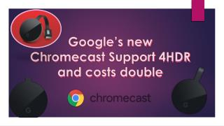 Setup Google Chromecast Call 1-844-305-0087 (Toll Free)