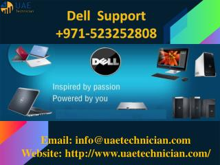 Dell Repair Service Center in Dubai: 971-523252808