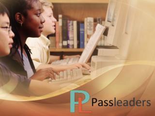 Passleader 2V0-621D Exam Questions