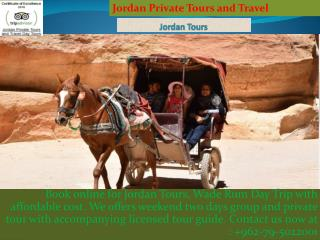 Jordan Tours , Wadi Rum Day Trip - Jordan Petra Private Tour