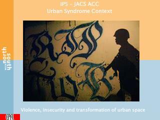 IP5   JACS ACC Urban Syndrome Context