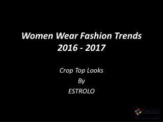 Croptop Look presentation