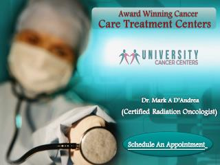 Introduction of University Cancer Centers