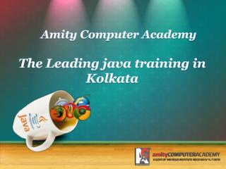 The Leading java training in Kolkata