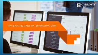 small business and crm