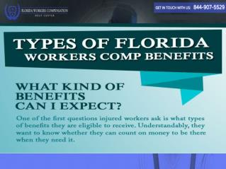 Types of florida workers comp benefits