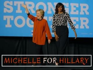 Michelle for Hillary