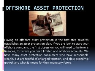 Global Wealth Protection Insiders