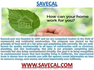 Savecal.com
