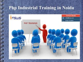 PHP Training Institute in Noida