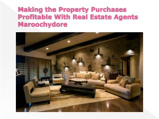 Real Estate Agents Maroochydore