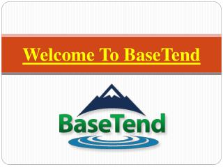 Basetend – Virtual receptionist