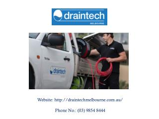 Looking for Blocked Drains Clearing Service Provider in Melbourne?
