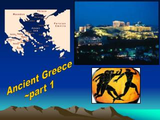 Ancient Greece part 1