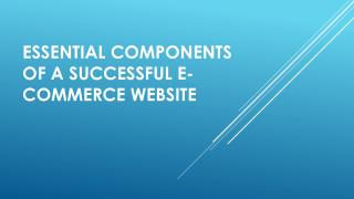 Essential E-commerce Tips For Your Online Store