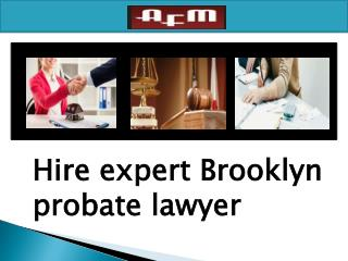 Find Brooklyn Estate Planning Attorney